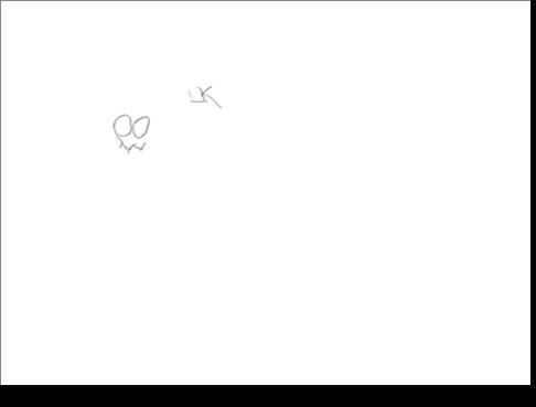 Anthony, 4 anni, disegna la sua famiglia