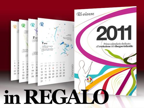 In regalo il calendario 2011 di Ri-vivere.